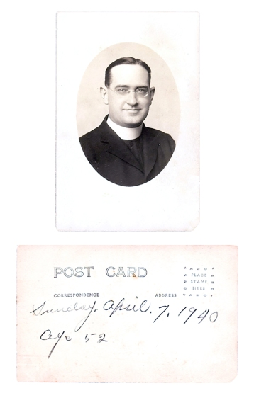 Postcard - front and back